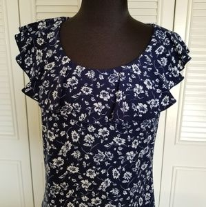 Chaps Tops - Chaps sleeveless blouse